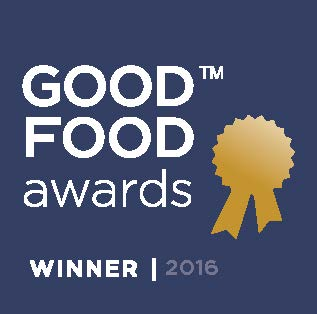 2016 Good Food Awards Winner