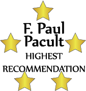F. Paul Pacult Spirit Journal 5-star Recommendation