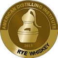 Roundstone Rye Cask Proof takes bronze medal for rye whisky at ADI in 2013