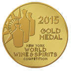 New York World Wine and Spirits Gold