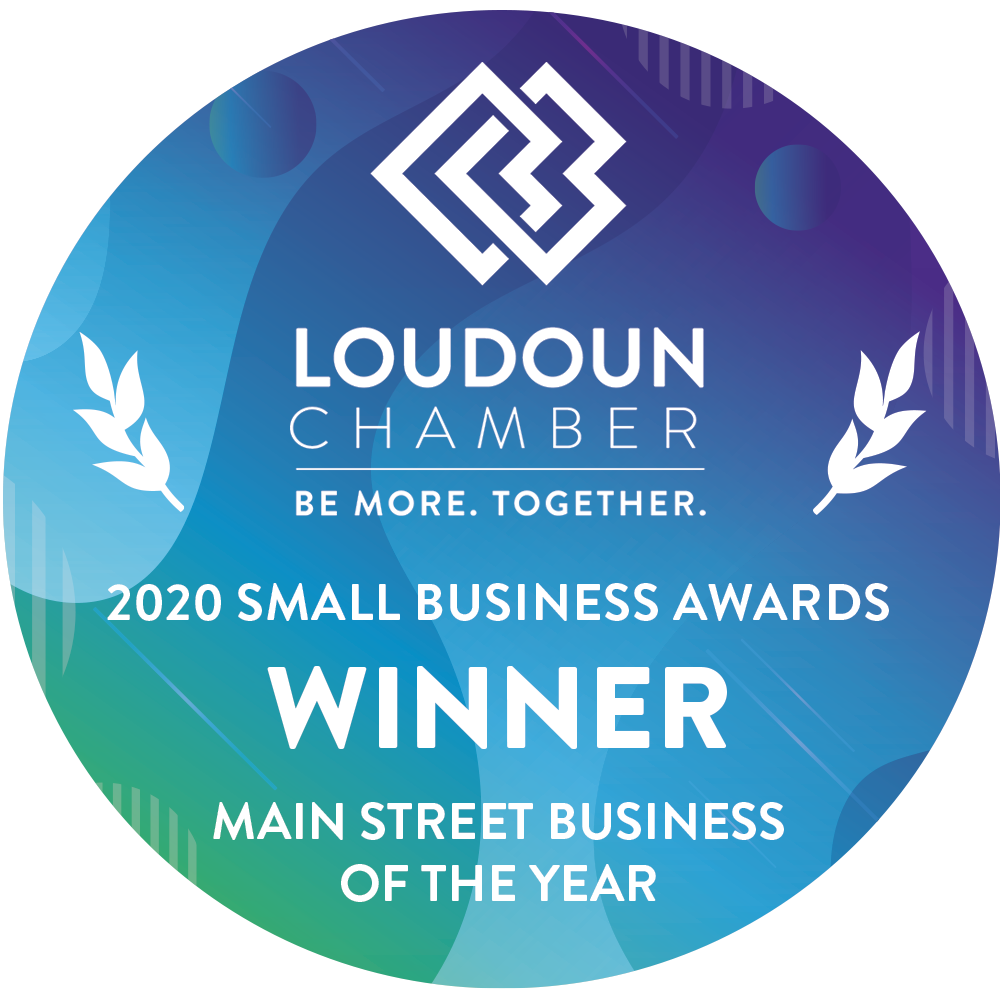 Loudoun Chamber Main Street Business of the Year  2020