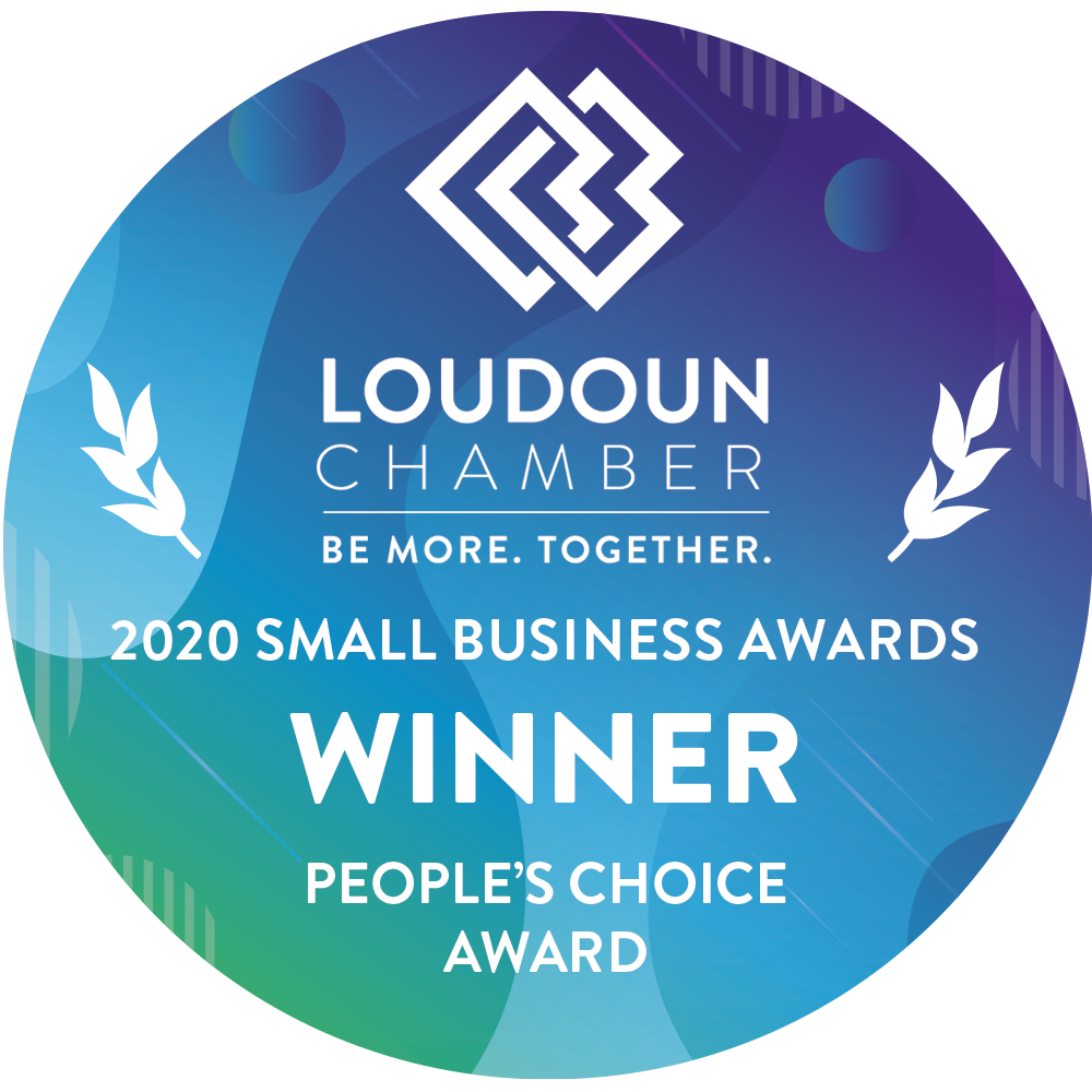Loudoun Chamber People's Choice of the Year  2020