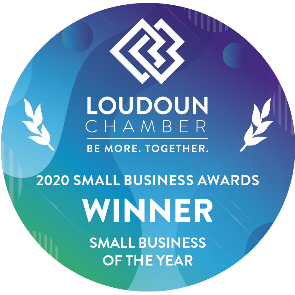 Loudoun Chamber Small Business of the Year  2020